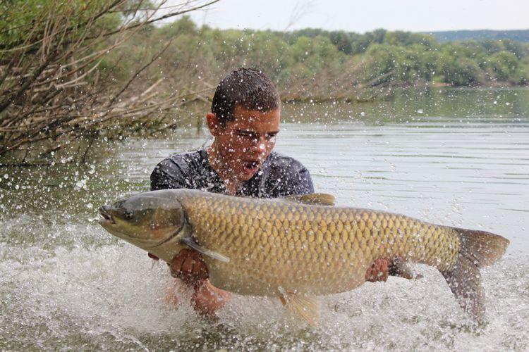 NASH horgásztábor
