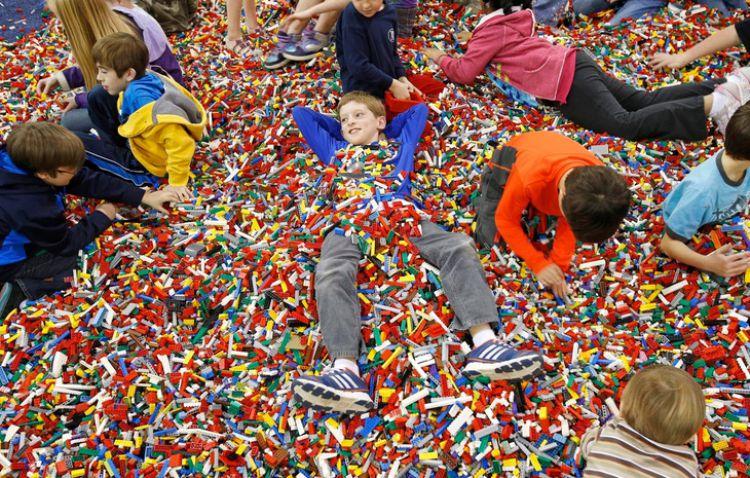 LEGO tábor Budapesten